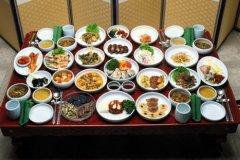 韩国美景美食